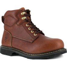 Iron Age Groundbreaker Men's 6 inch Steel Toe Electrical Hazard Puncture-Resistant Work Boot
