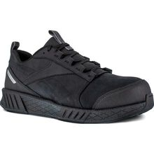 Reebok Fusion Formidable Work Men's Composite Toe Electrical Hazard Leather Athletic Oxford