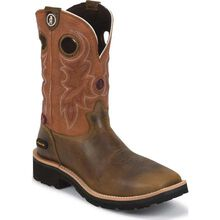 Tony Lama Composite Toe Western Waterproof Work Boot