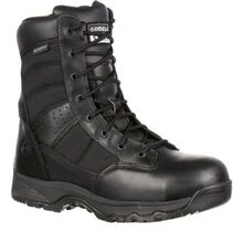 Original S.W.A.T. Metro Composite Toe Waterproof Side Zip Uniform Boot