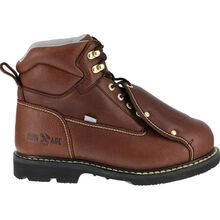 Iron Age Groundbreaker Men's External Met Guard Steel Toe Work Boot