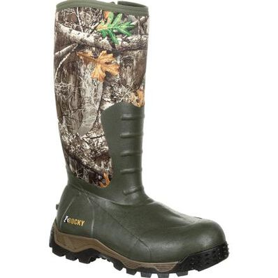 Rocky Sport Pro Rubber 1200G Insulated Waterproof Outdoor Boot, , large