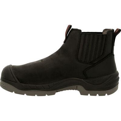Rocky Worksmart MET Guard Puncture-Resistant Composite Toe Waterproof Work Chelsea Boot, , large