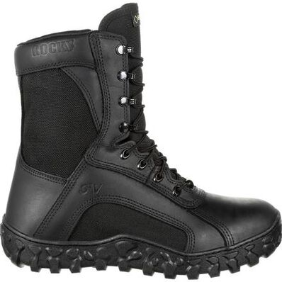 Rocky S2V Flight Boot 600G Insulated Waterproof Military Boot, , large