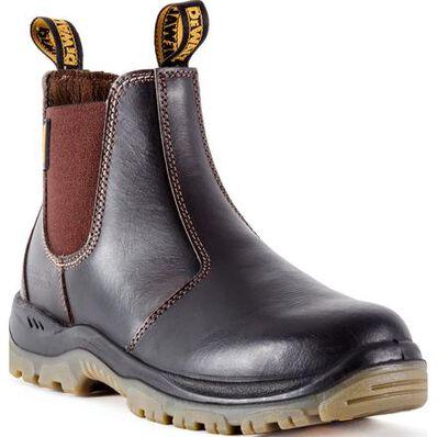 DEWALT® Nitrogen Men's 6 inch Steel Toe Electrical Hazard Pull-on Work Shoes, , large