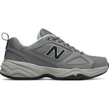 New Balance 626v2 Women's Slip Resistant Leather Athletic Work Shoe