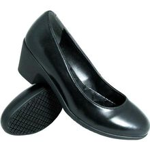 Genuine Grip Women's Low Heel Pump