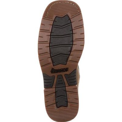 Rocky Iron Skull Composite Toe Waterproof Western Boot, , large