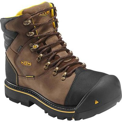 KEEN Utility® Milwaukee Steel Toe Waterproof Work Boot, , large