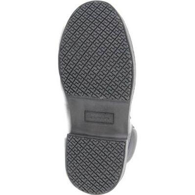 Genuine Grip Slip-Resistant Steel Toe Zipper Boot, , large