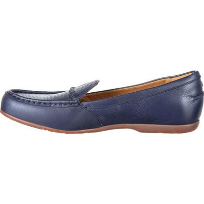 4EurSole Alto Women's Navy Loafer, , large