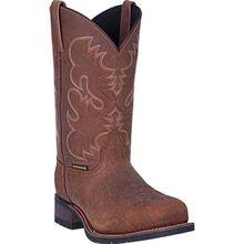 Laredo Caswell Men's Steel Toe Electrical Hazard Western Pull-On Work Boot