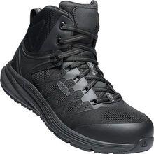 KEEN Utility® Vista Energy Mid Men's Carbon Fiber Toe Electrical Hazard Hi-Top Athletic Work Shoe