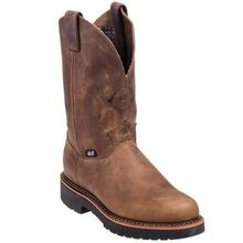 Justin Work J-Max® Blueprint Pull-On Western Work Boot
