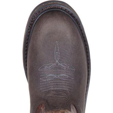 Rocky Iron Skull Waterproof Western Boot, , large