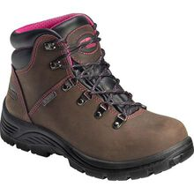 Avenger Framer Women's Electrical Hazard Waterproof Leather Work Hiker
