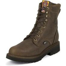 Justin Work J-Max Lace-Up Work Boot