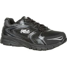 Fila Memory Reckoning Steel Toe Slip-Resistant Work Athletic Shoe