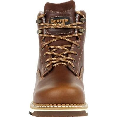 Georgia Boot AMP LT Wedge Steel Toe Waterproof Work Boot, , large