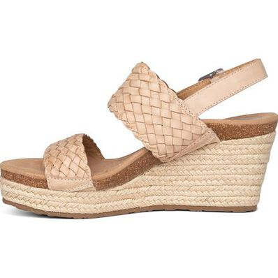Aetrex Summer Women's Casual Espadrille Sandal, , large