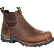 Georgia Boot Eagle One Steel Toe Waterproof Chelsea Work Boot