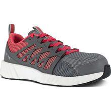 Reebok Fusion Flexweave Work Women's Composite Toe Static-Dissipative Athletic Work Shoe
