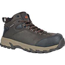 HOSS Frontier Men's Composite Toe Electrical Hazard Puncture-Resistant Waterproof Work Hiker