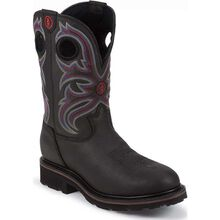 Tony Lama 3R Steel Toe Waterproof Western Work Boot
