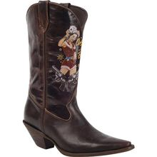 Crush™ by Durango® Women's Pin Up Western Boot