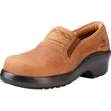 Ariat Expert Women's Composite Toe Static-Dissipative Slip-On Work Clog