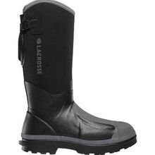 LaCrosse Alpha Range Men's Composite Toe Metatarsal Puncture-Resisting Insulated Waterproof Rubber Boot