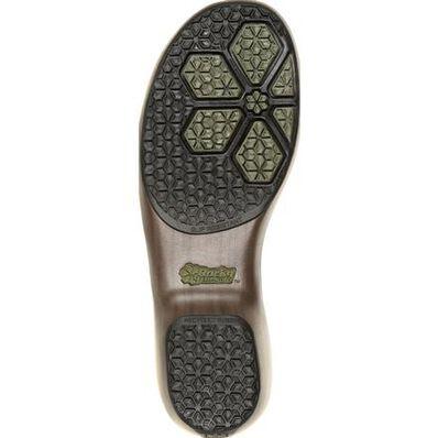 4Eursole Comfort 4Ever Women's Olive Moc-Toe Slide, , large