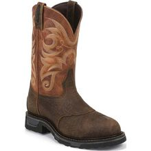 Tony Lama TLX Performance Composite Toe Waterproof Western Work Wellington