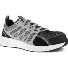 Reebok Fusion Flexweave Work Men's Composite Toe Electrical Hazard Athletic Work Shoe