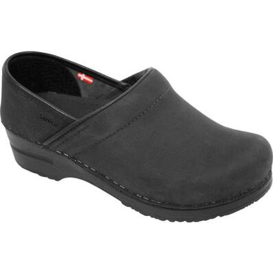 Sanita Professional Oil Women's Slip-Resistant Clog, , large