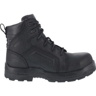 Rockport Works More Energy Women's Composite Toe Waterproof Work Boot, , large