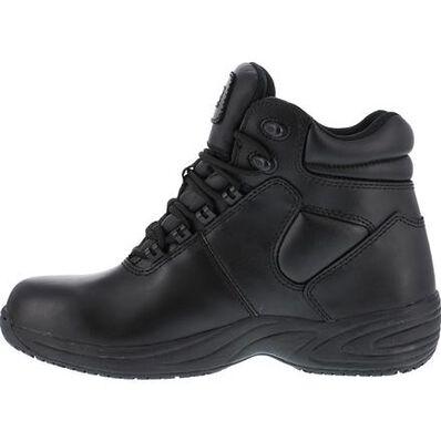 Grabbers Fastener Slip Resistant HiTop Hiker Work Shoe, , large