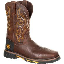 Justin Work Hybred® Joist Composite Toe Waterproof Western Work Boot