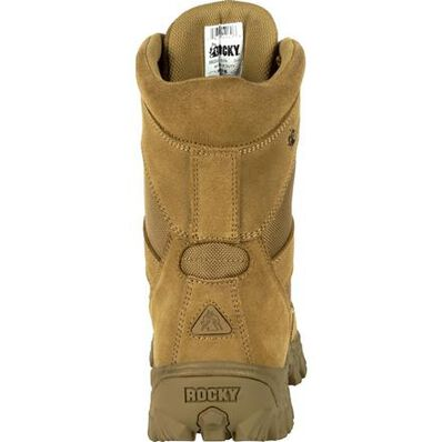 Rocky Alpha Force 8 Inch Duty Boot, , large