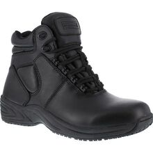 Grabbers Fastener Slip Resistant HiTop Hiker Work Shoe