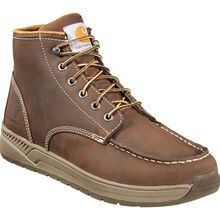 Carhartt Casual Men's Leather Wedge Boot