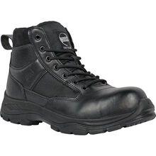 HOSS Watchman Men's Electrical Hazard Zipper Work Boot