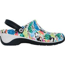 Anywear Zone Women's Slip-Resisting Clog with Strap