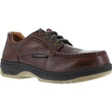 Florsheim Work Compadre Women's Steel Toe Static-Dissipative Work Eurocasual Moc Toe Oxford