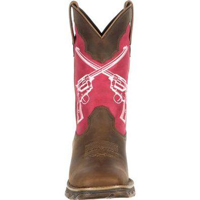 Lady Rebel™ by Durango® Crossed Guns Western Boot, , large