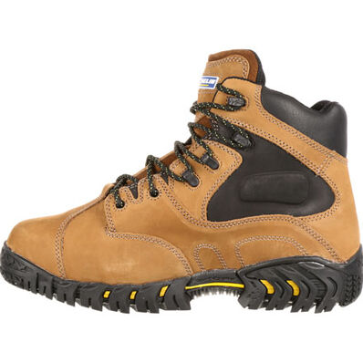 Michelin® Steel Toe Internal Met Guard Work Boot, , large