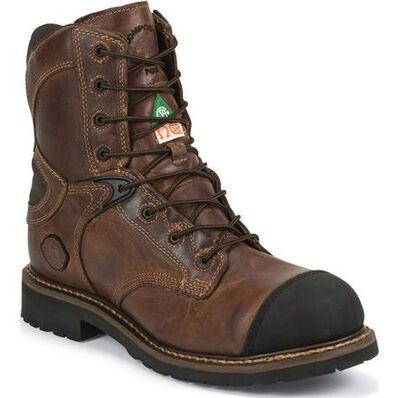 Justin Original Workboots Rugged Utah Worker II Composite Toe CSA-Approved Work Boot, , large