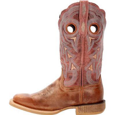 Durango® Lady Rebel Pro™ Women's Burnished Rose Western Boot, , large