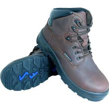 S Fellas by Genuine Grip Poseidon Women's Composite Toe Waterproof Work Hiker