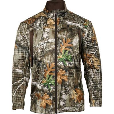 Rocky Stratum Outdoor Jacket, Realtree Edge, large
